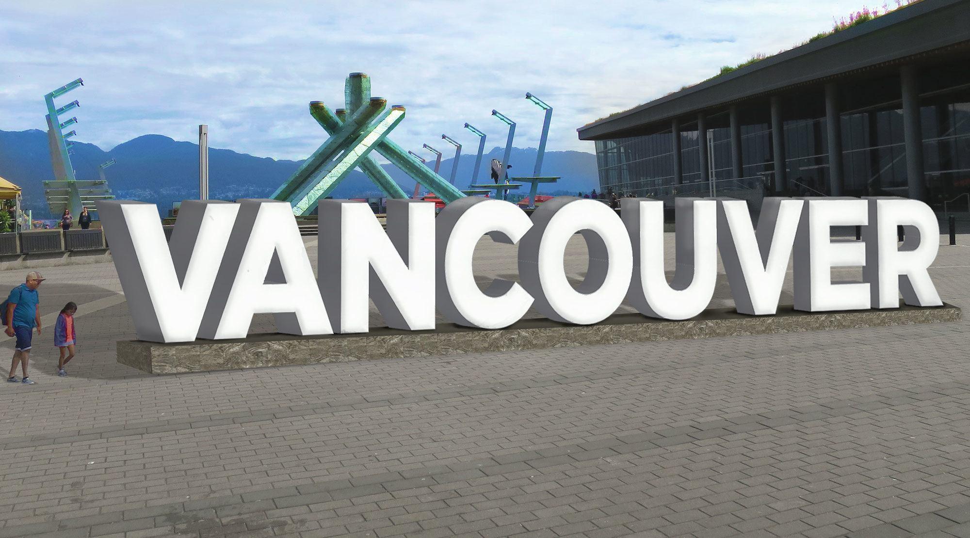Vancouver letter photo web