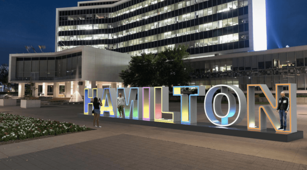 Hamilton could be getting its very own 'Toronto' 3D sign