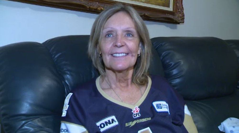 Million dollar mistake: CFL fan offered 3% of the prize she deserves