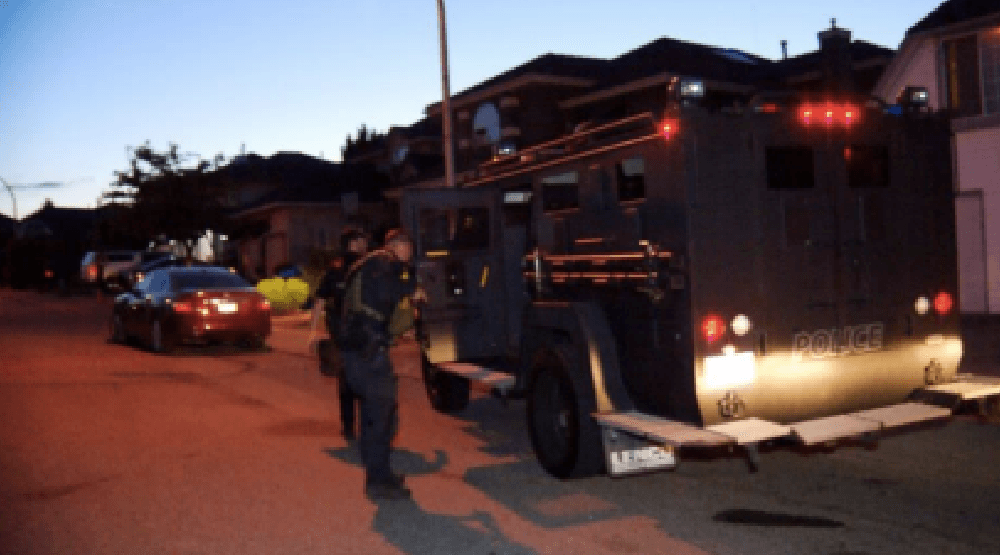 Police uncover suspected fentanyl lab during Abbotsford home search