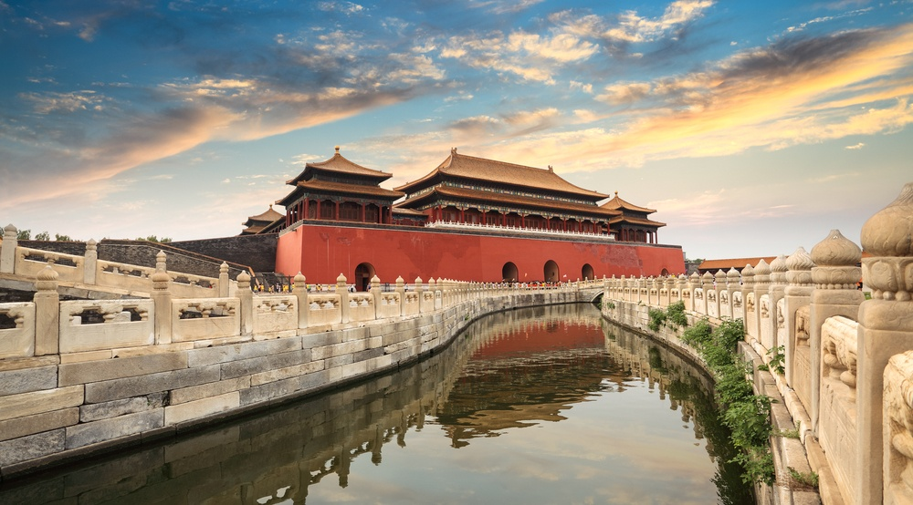 You can fly from Calgary to Beijing for under $450 taxes in