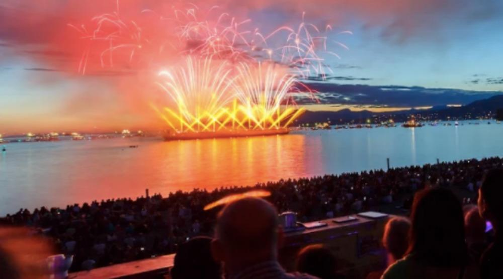 See the Honda Celebration of Light from the YVR Observation Deck (CONTEST)