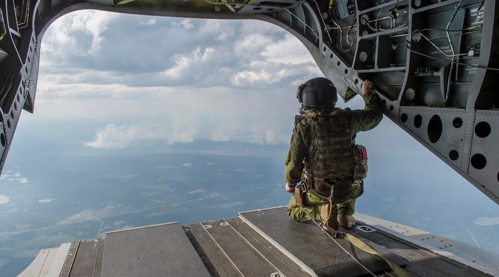 Bc wildfires canadian armed forces