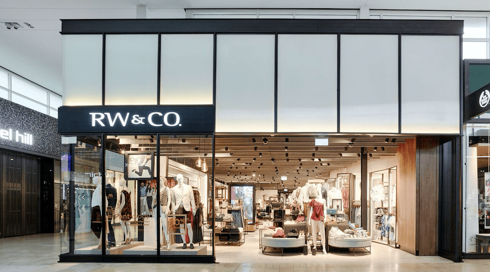 Take a peak inside RW&CO's new store design at Yorkdale (PHOTOS)