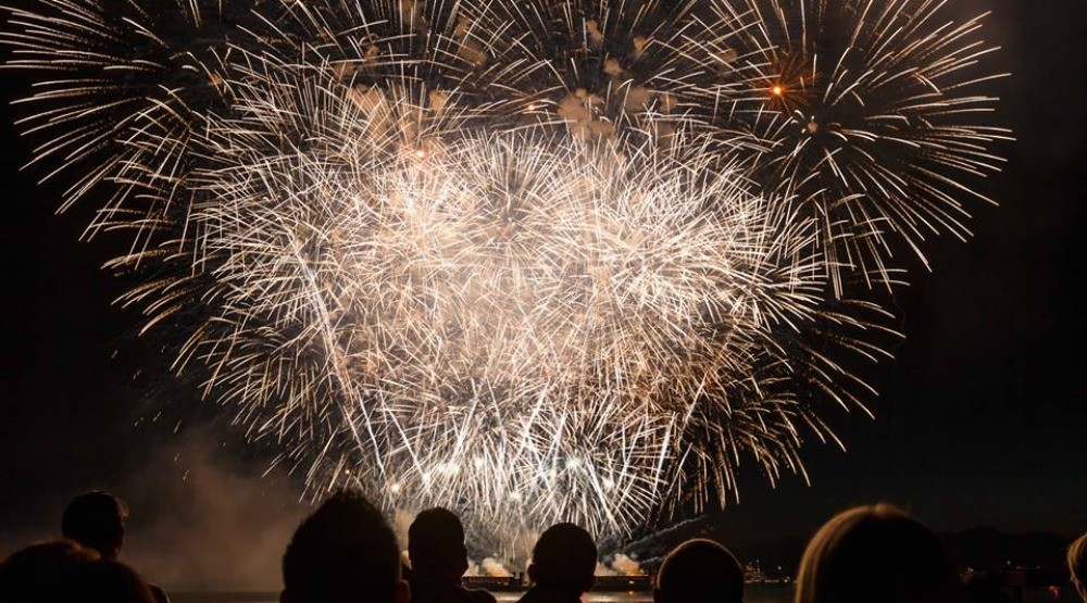 Win an exclusive VIP fireworks experience (CONTEST)