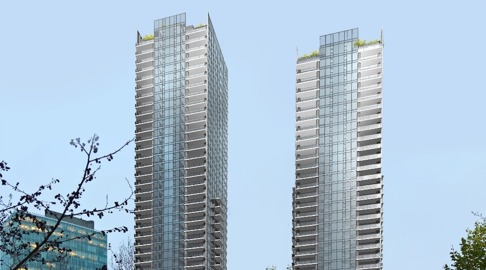 Georgia Street's White Spot is being turned into condo towers