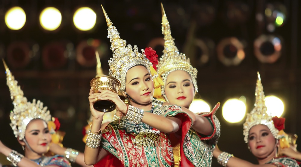Traditional thai dancing wutthichaishutterstock