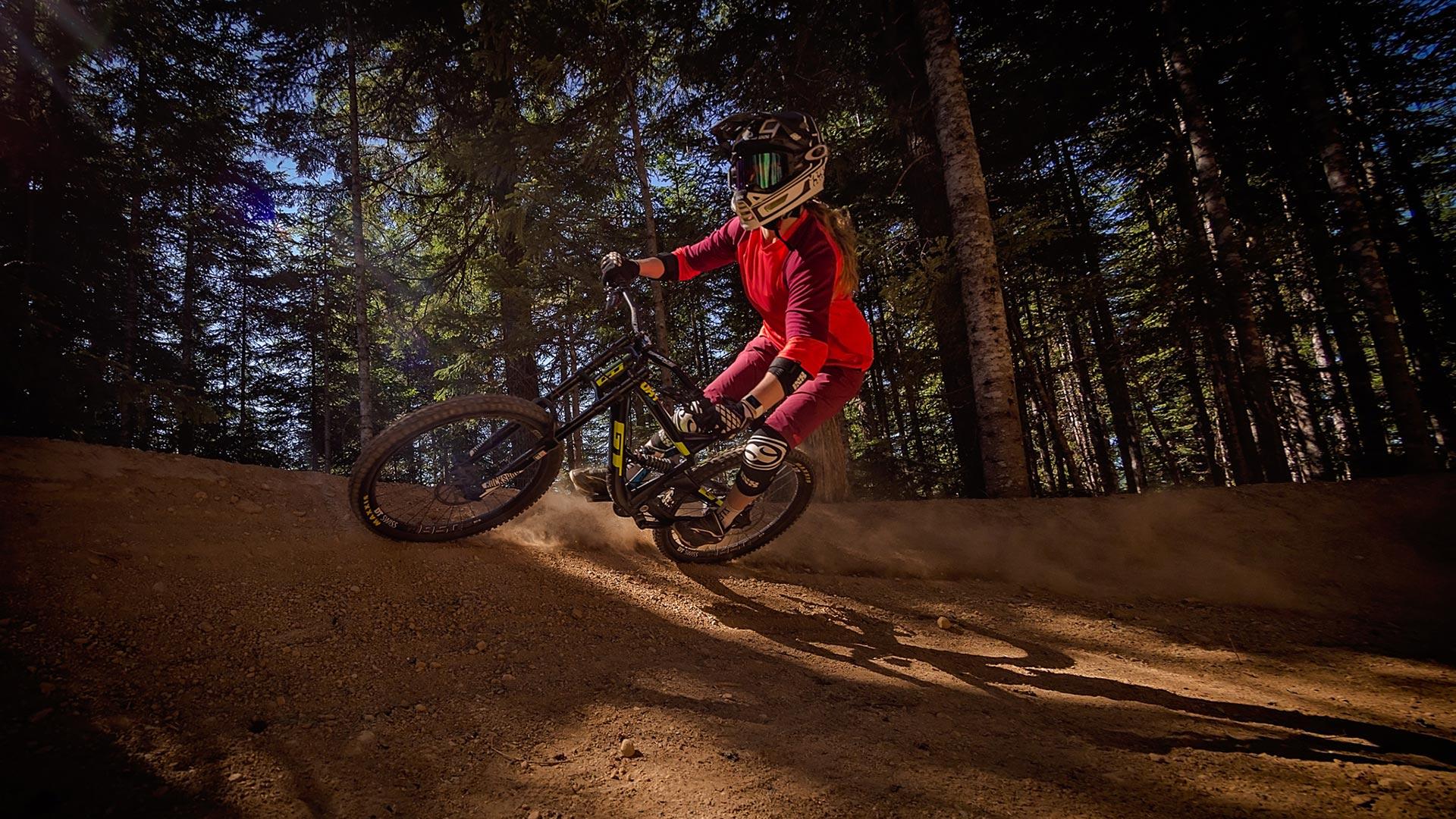 Whistler blackcomb mountain biking