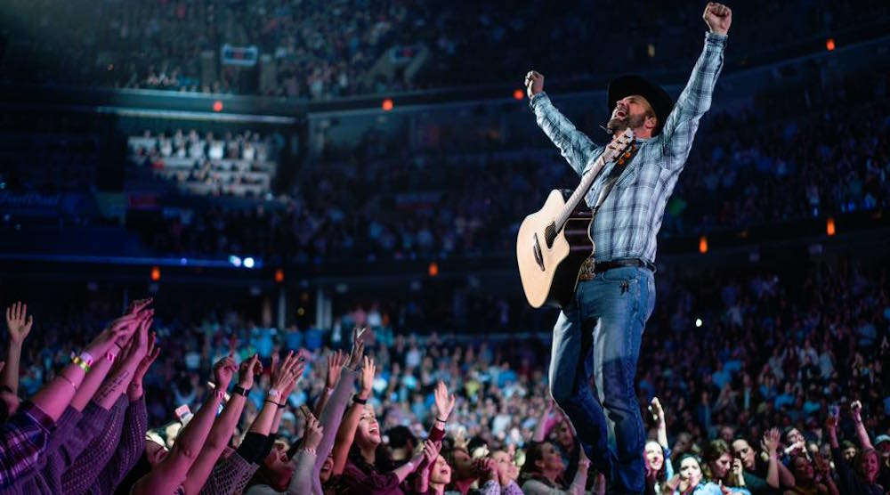 Garth Brooks announces surprise Calgary concert this fall