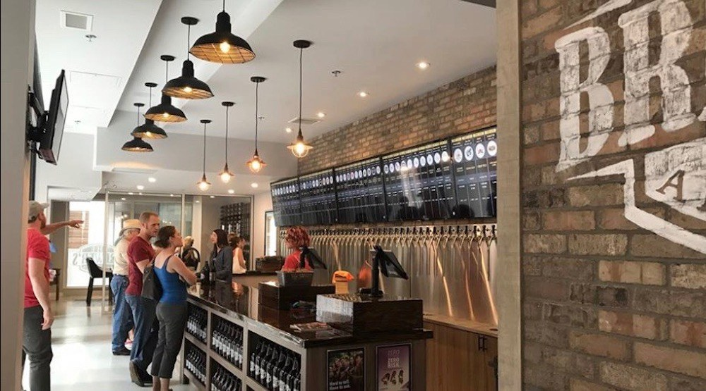 Taste 48 different craft brews at this brand new tap room in East Village
