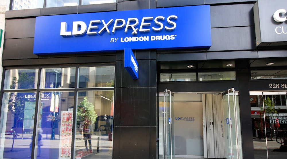 London Drugs opens its first LDEXPRESS urban concept store in Canada