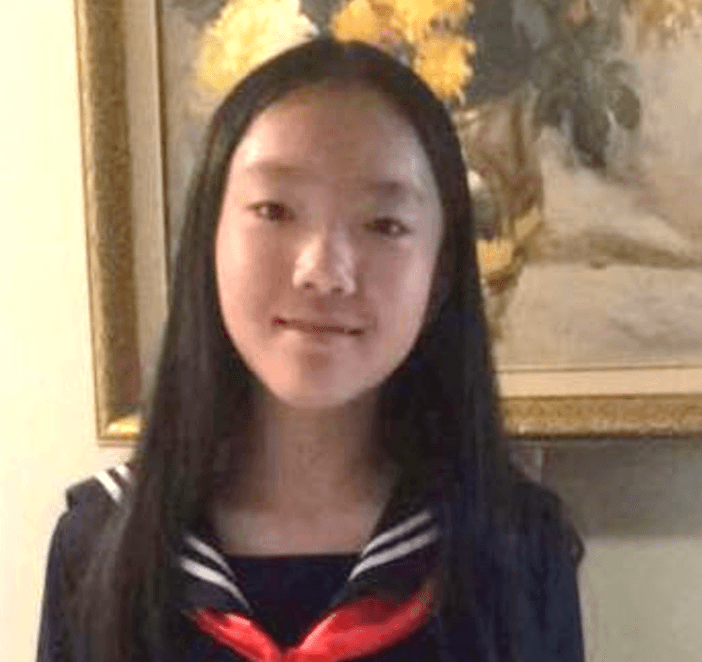IHIT have provided this full size image of Marissa Shen, whose body was found in Burnaby's Central Park (IHIT)