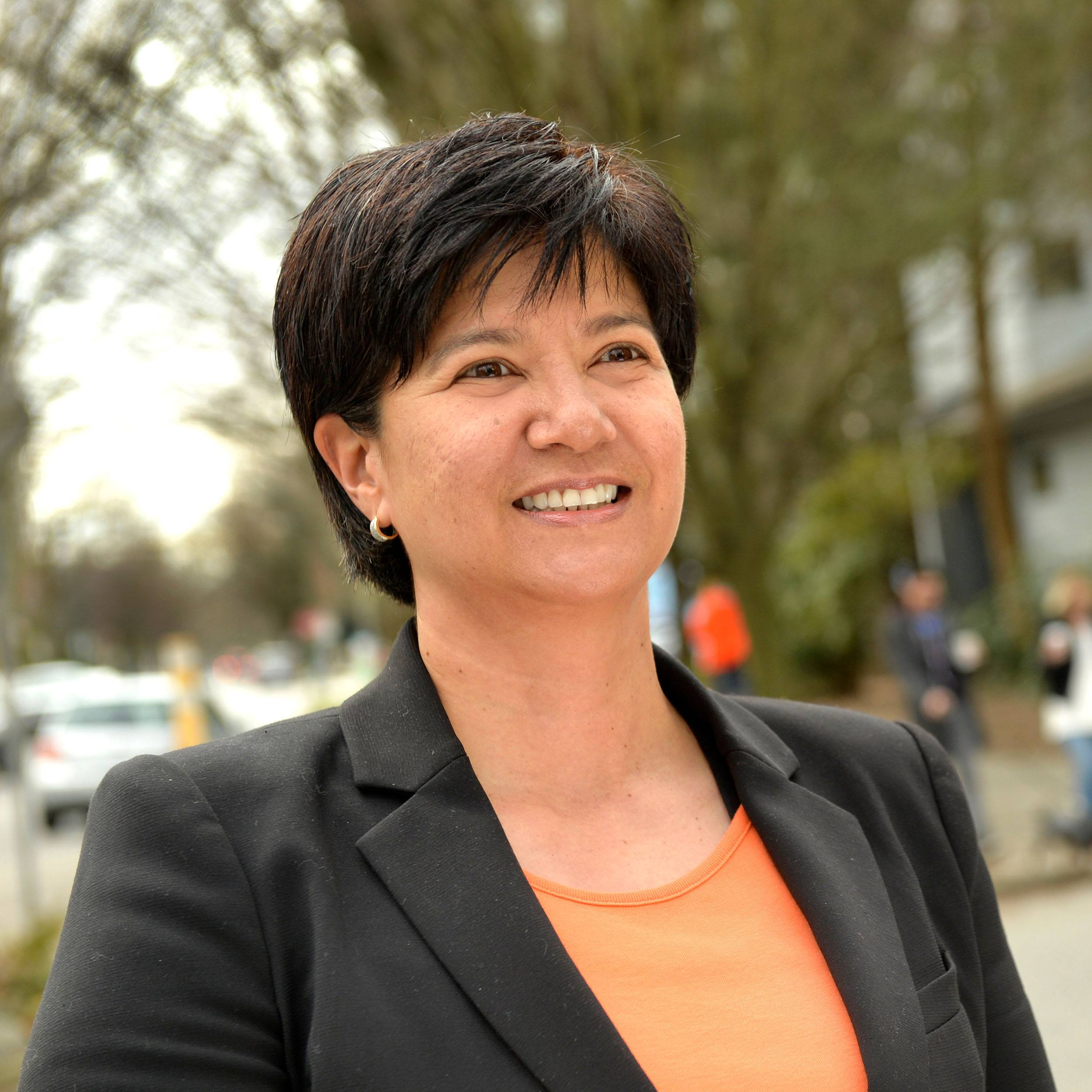 Mable Elmore - Parliamentary Secretary for Poverty Reduction (BC NDP)