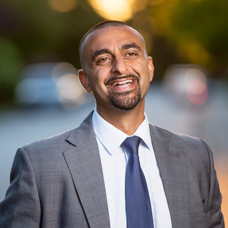 Ravi Kahlon - Parliamentary Secretary for Sport and Multiculturalism (BC NDP)