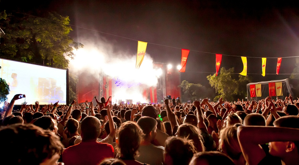 A free Osheaga block party is happening in Montreal this Saturday