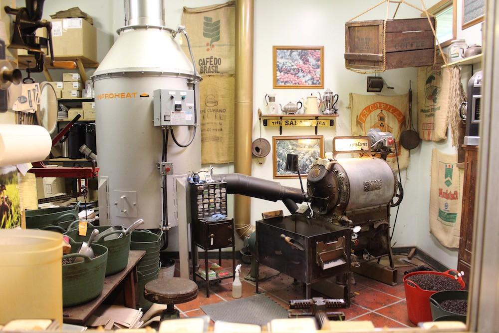 Back Porch Coffee Agassiz