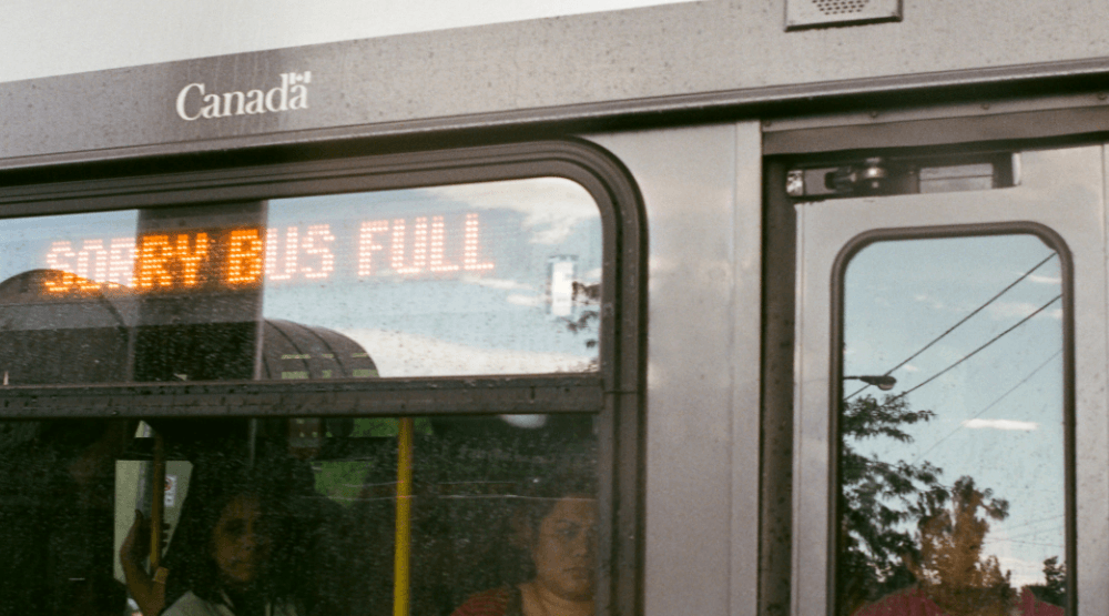 Opinion: Seriously Vancouver, PLEASE move to the rear of the bus