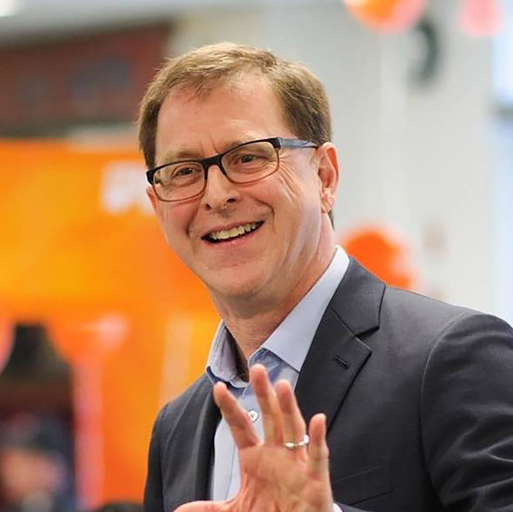 Adrian Dix – Minister of Health (Adrian Dix/Facebook)