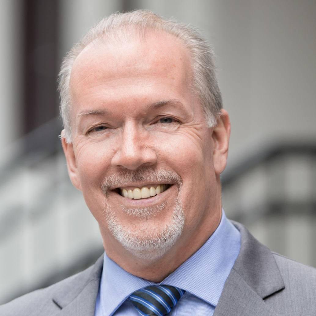 John Horgan - BC Premier (John Horgan/Facebook)