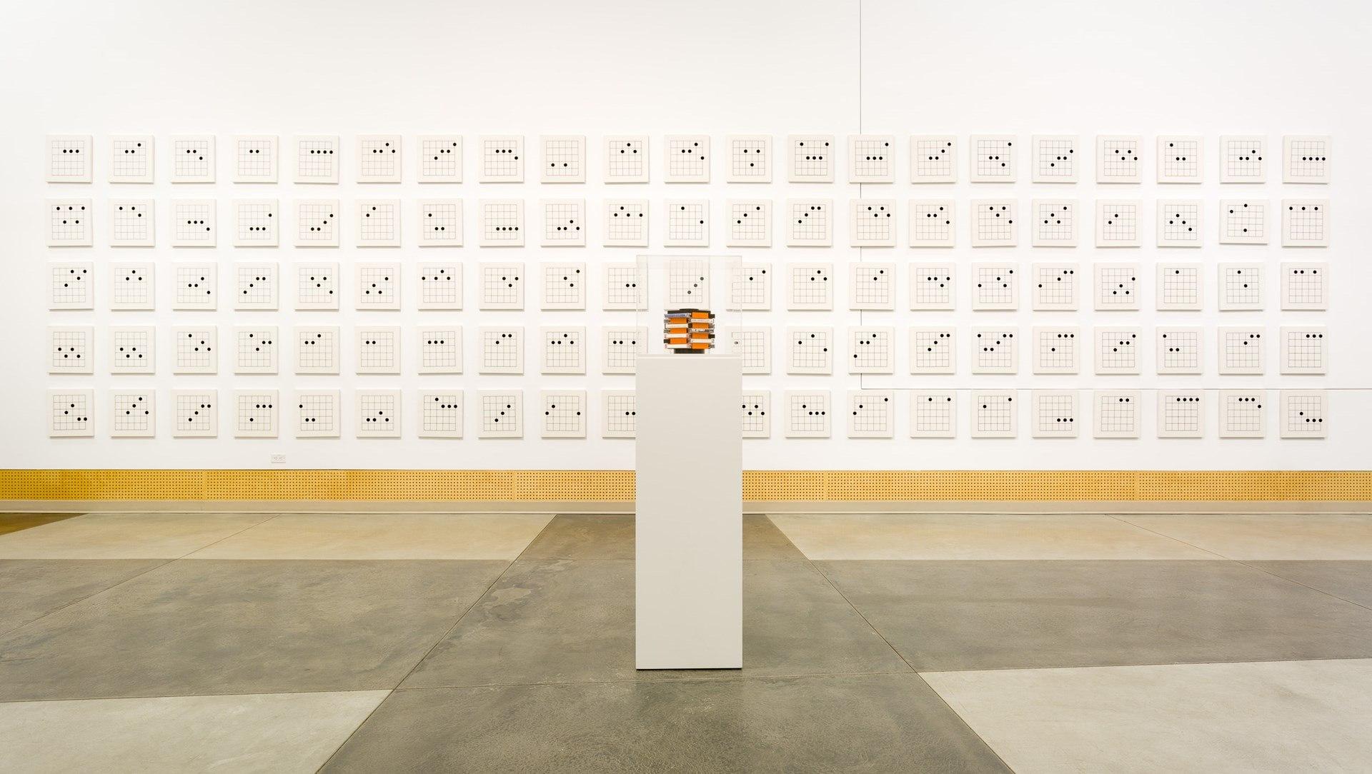 Art School High installation (Gordon Smith Gallery Of Canadian Art)