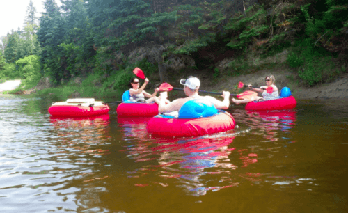 Vermillion River Tubing (Chillin'N Tubing/ Facebook)