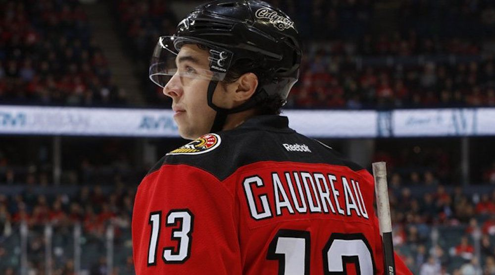 Flames' Johnny Gaudreau says it would be 'sweet' to play in Philadelphia