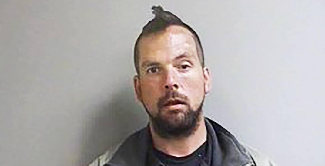 High risk sex offender jared edward harris delta police