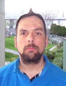 High-risk sex offender Jared Edward Harris (Delta Police)