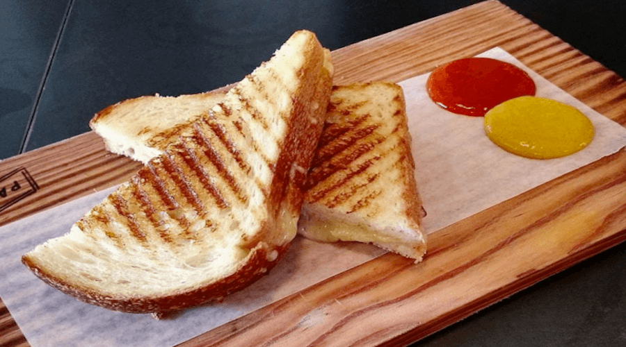 Vancouver Cheap Eats: Grilled cheese sandwiches