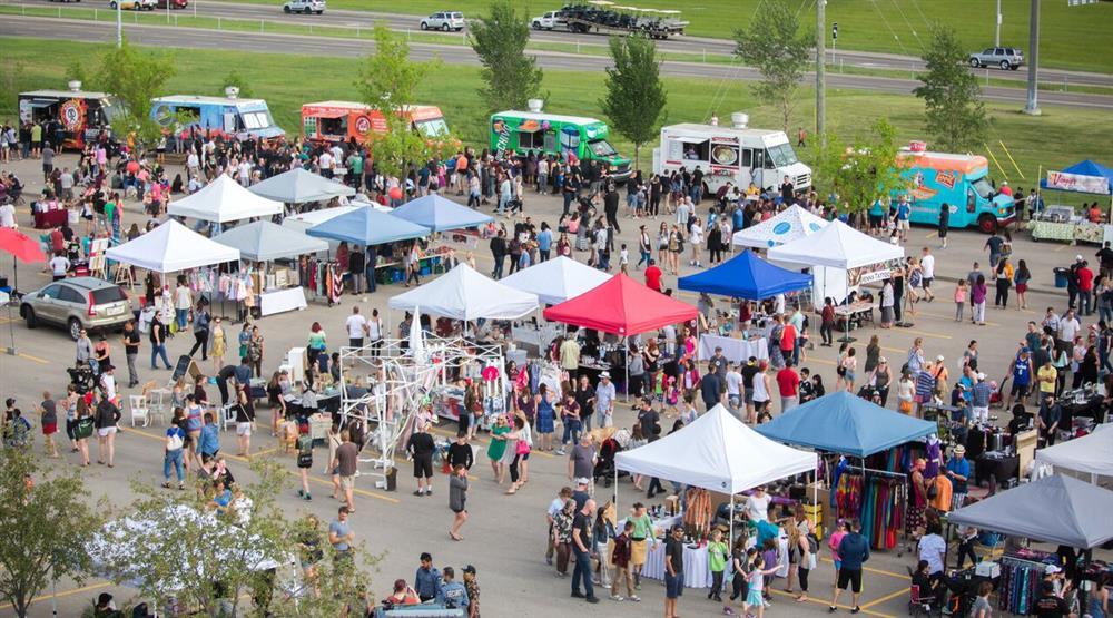 Calgary Night Market returns the last weekend in July