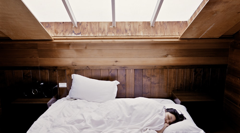 5 easy hacks that could help you get a better night's sleep