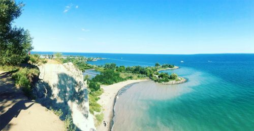 Scarborough Bluffs is about to undergo a major overhaul | Urbanized - Daily Hive