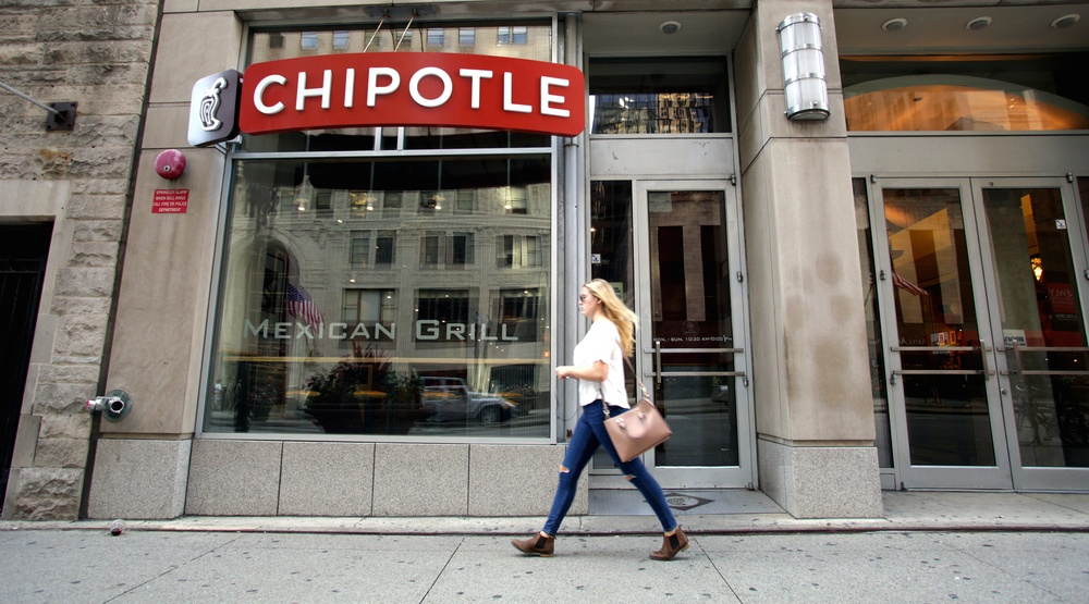 Chipotle to donate 100% of proceeds to BC wildfire victims on July 26