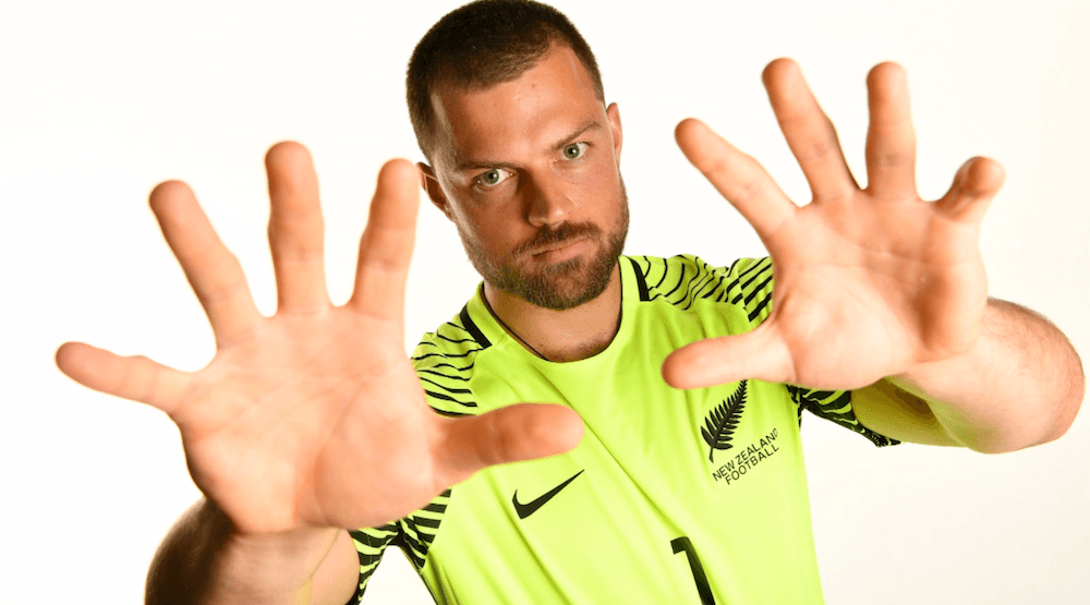 Ousted on the outs? Whitecaps sign New Zealand goalkeeper Stefan Marinovic