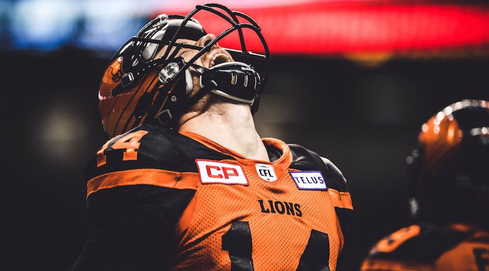 Lulay gets start for Lions for first time since career-threatening injury