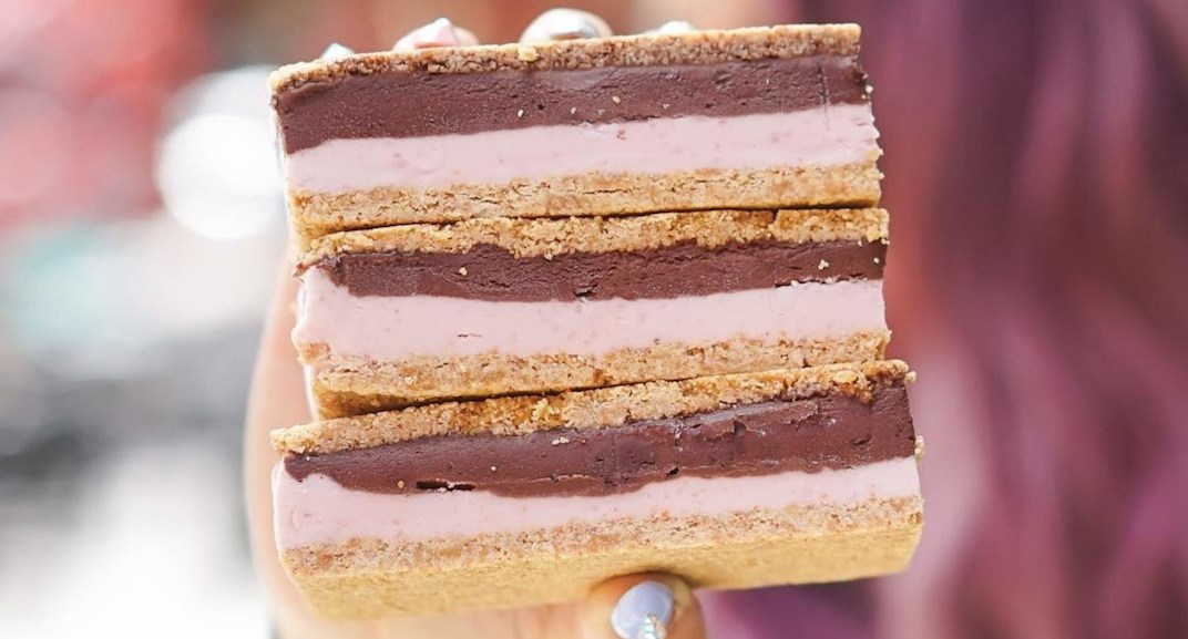 9 places for must-try ice cream sandwiches in Vancouver
