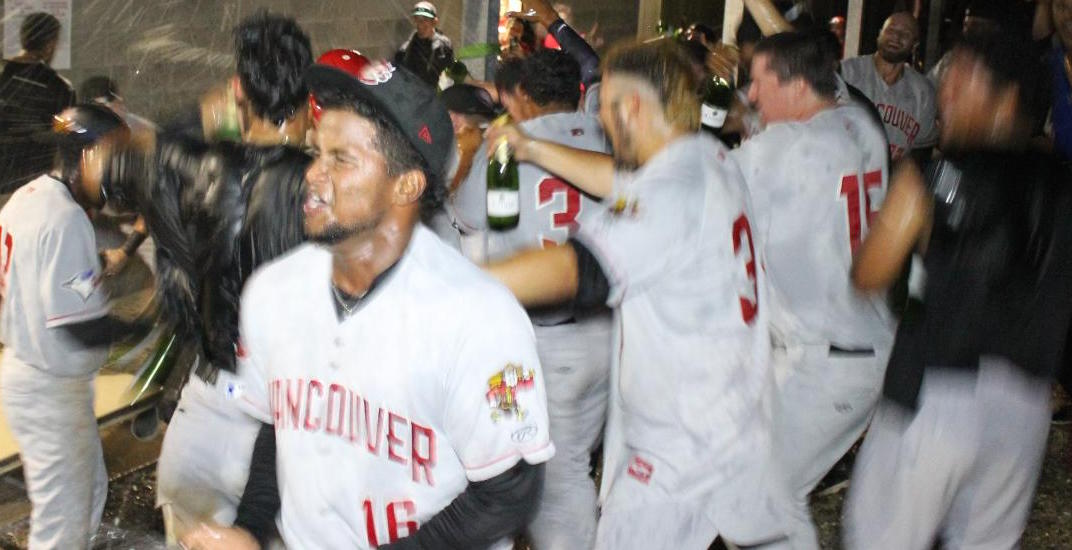 Vancouver canadians playoffs