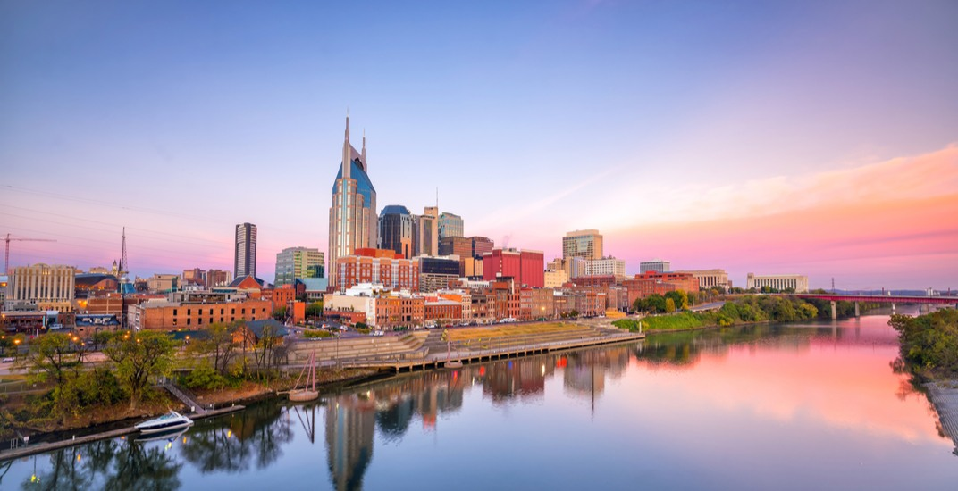 You can fly roundtrip from Toronto to Nashville for just $230 this fall