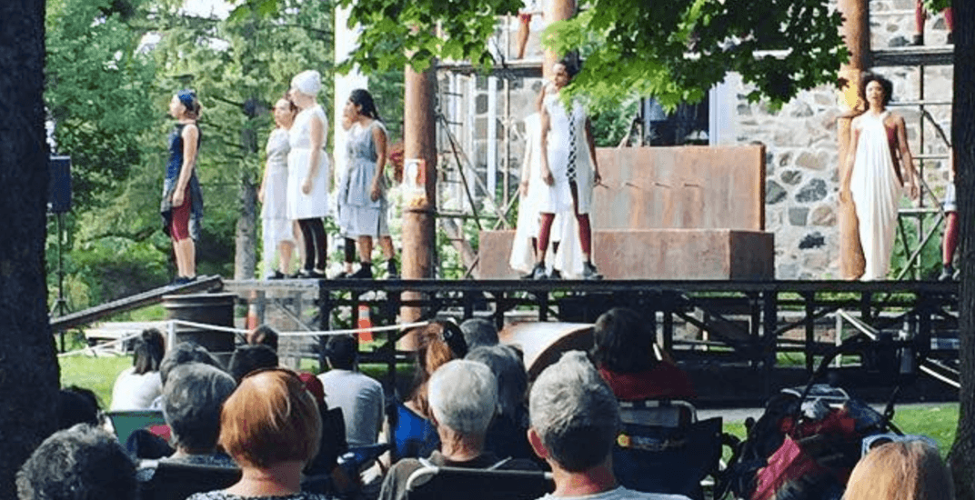Shakespeare in the Park shows return to Montreal this summer