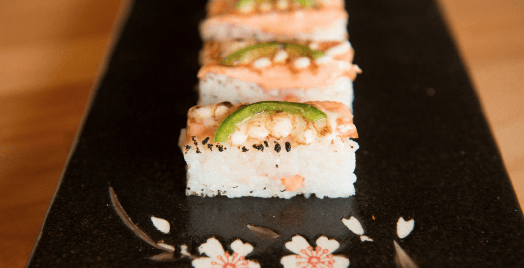 Downtown Toronto is getting an all-you-can-eat sushi restaurant
