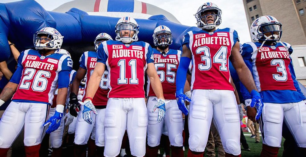 Alouettes announce partnership with Montreal Pride