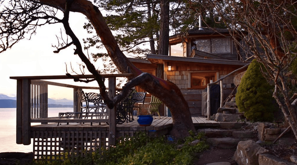 7 incredible tree houses you can rent in BC this summer