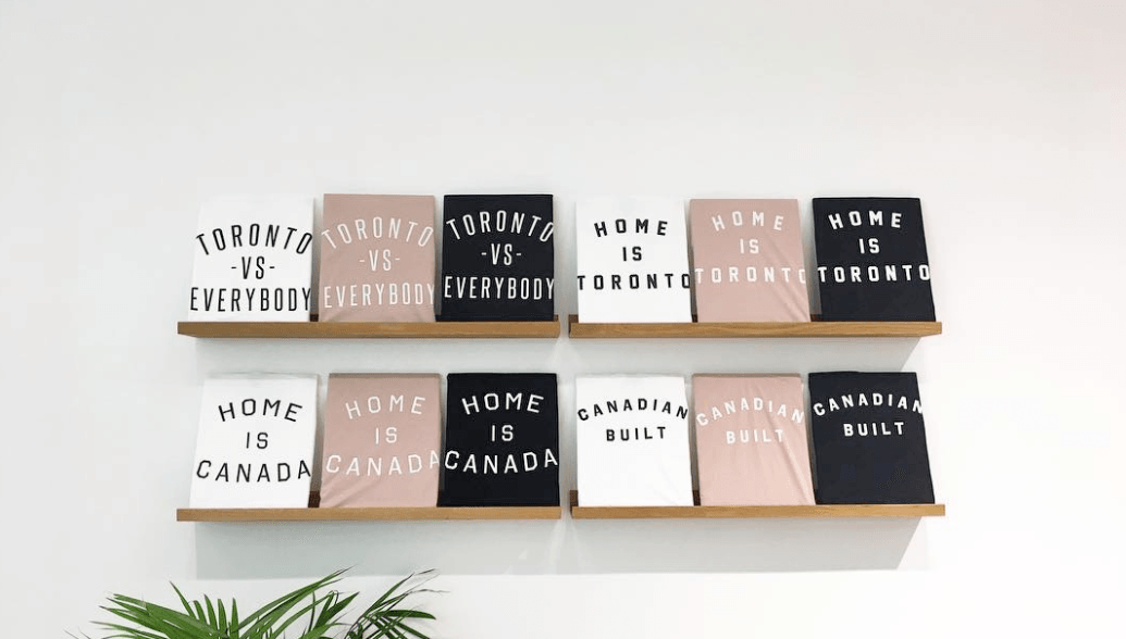 Peace Collective is hosting a pop-up to support the Canadian Cancer Society