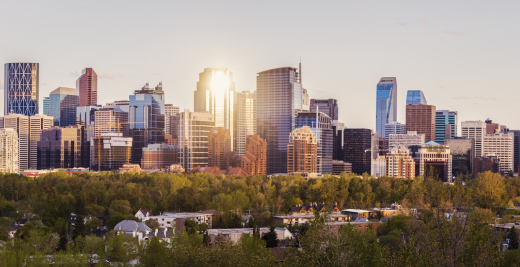 Calgary weather this week will be calm and sunny after the storm