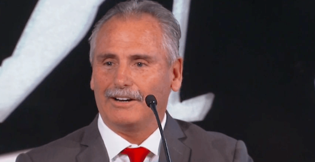 Willie Desjardins hired to coach Canada's Olympic men's hockey team