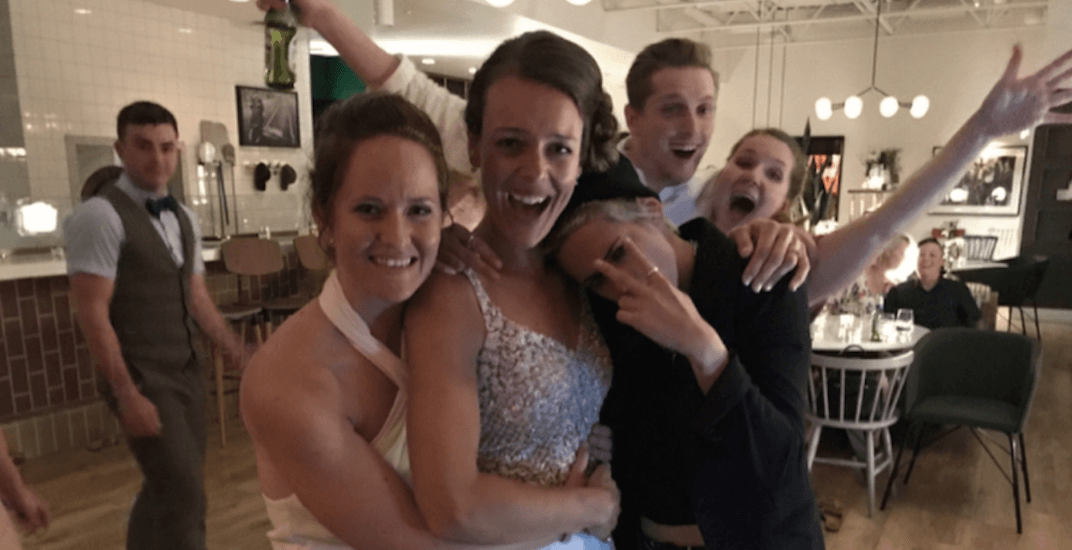 Kristen Stewart crashes Winnipeg brides' wedding