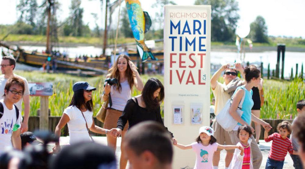 Richmond Maritime Festival 2017 in Steveston August 12 and 13