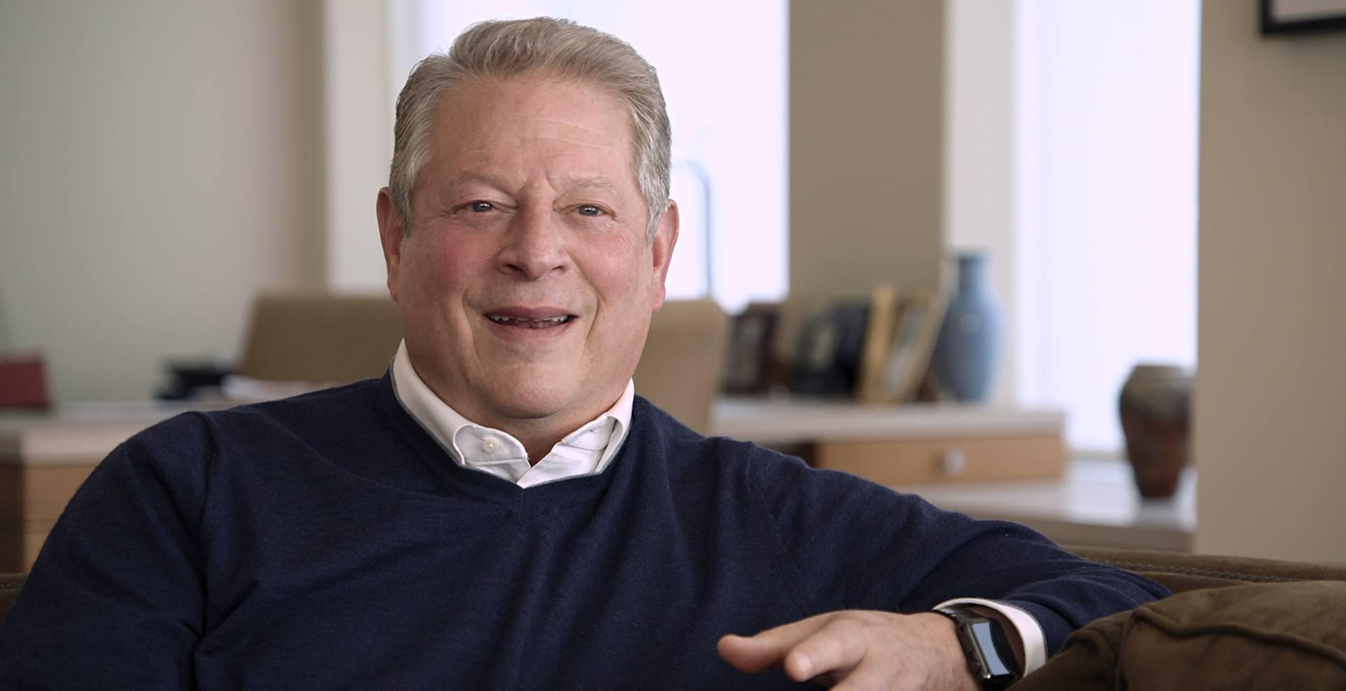 INTERVIEW: Al Gore talks Trump, climate change, and An Inconvenient Sequel