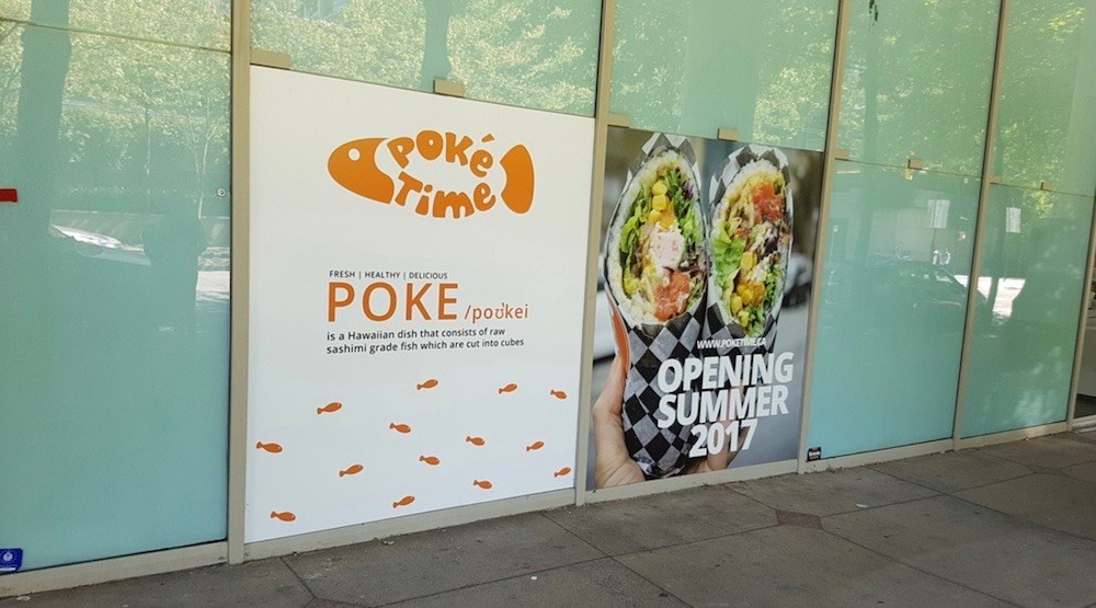 Poké Time expands with second AND third Vancouver locations