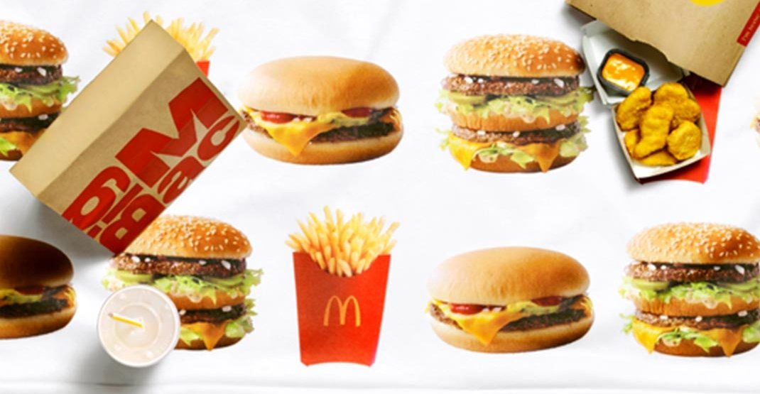 Mcdelivery collection